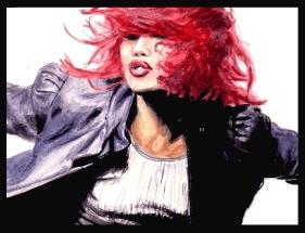Gwen Stefani by S-rof